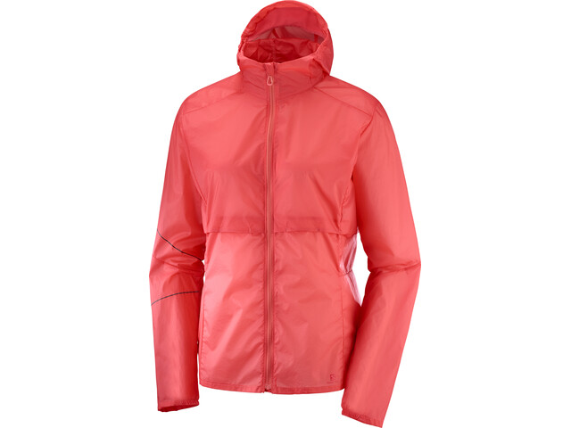 Salomon Elevate Aero FZ Hoodie Dam dubarry